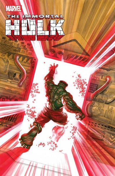 The Immortal Hulk #49 - 04/08/21 - Marvel Comic