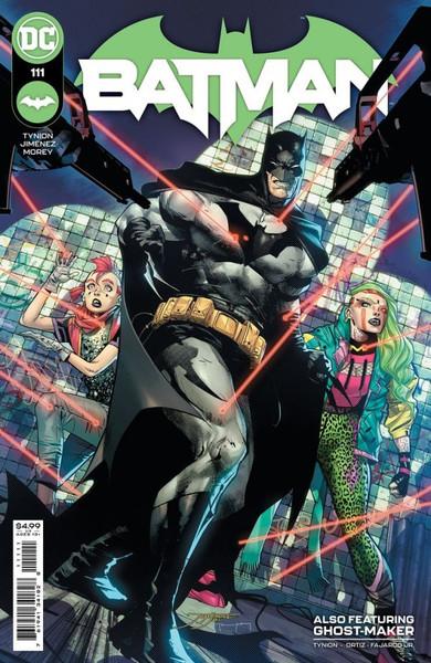 Batman #111 - 03/08/21 - DC Comic