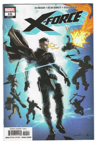X-Force #10 - 2019 - Marvel Comic - VG
