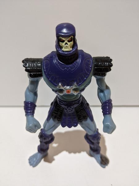 Masters Of The Universe - Skeletor Action Figure - 2003 - Burger King - VG