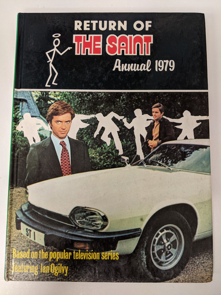 The Return Of The Saint Annual - 1979 - ITV - VG