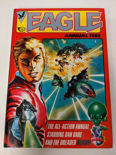 Eagle Annual - 1985 - IPC - FN