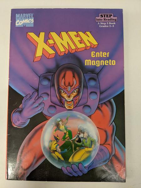 X-Men: Enter Magneto - 1994 - Marvel Paperback - VG