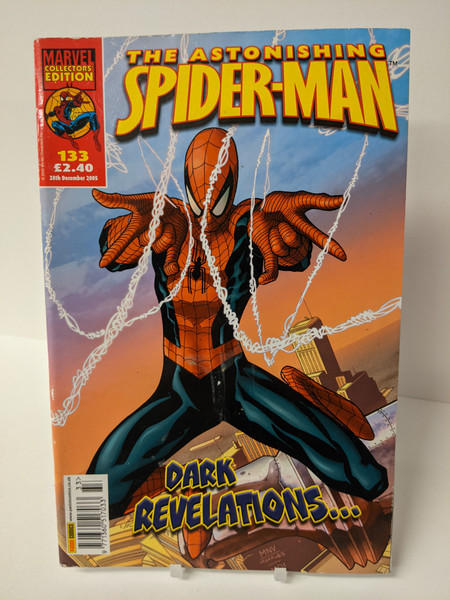 The Astonishing Spiderman #133 - Marvel Collectors Edition - 2005 - Panini Comic - GD