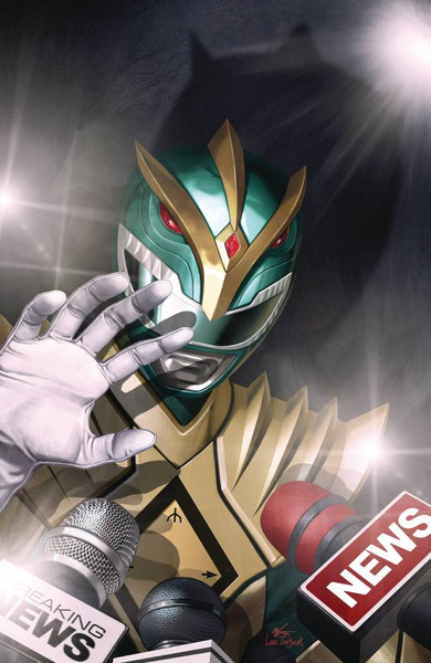 Mighty Morphin #4 - Boom! Comic - Released 10th Febuary 2021