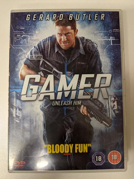 Gamer - 2010 - Entertainment in Video DVD - GD