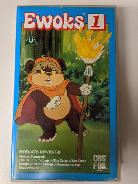 Ewoks 1 - 1985 - CBS Fox VHS - GD