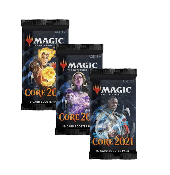 Magic the Gathering: Core Set 2021 Booster Pack