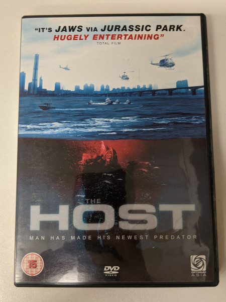 The Host - 2007 - Studio Canal - GD