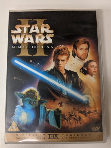 Star Wars Episode II: Attack Of The Clones - 2002 - Lucasfilm Ltd - GD