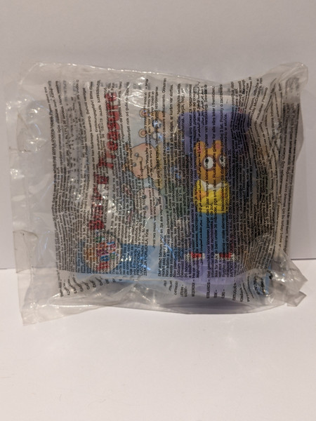 Arthur Toy and Book - 2005 - Mcdonalds - New/Sealed