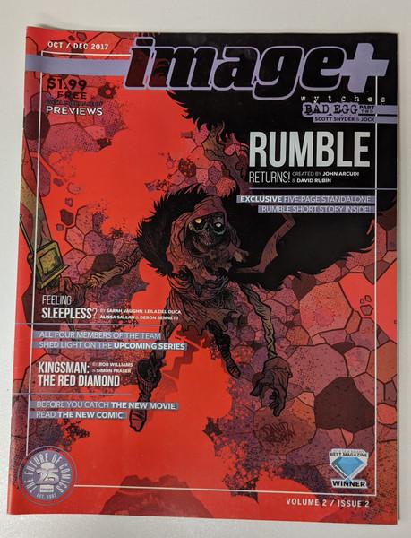 Image Plus Volume 2 #2 - 2017 - Image - VG
