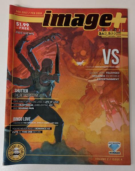 Image Plus Volume 2 #4 - 2018 - Image - VG