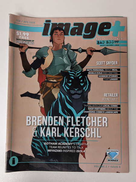 Image Plus Volume 2 #6 - 2018 - Image - VG