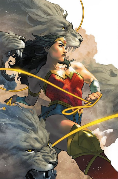 Sensational Wonder Woman #1 - DC Comic - 2/3/21