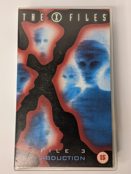 The X Files: File 3 - Abduction - 1996 - 20th Century Fox - GD