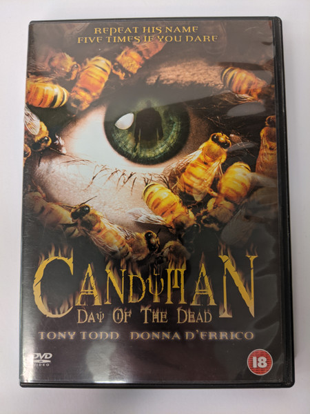 Candyman 3: Day Of The Dead - 2003 - WHV - GD