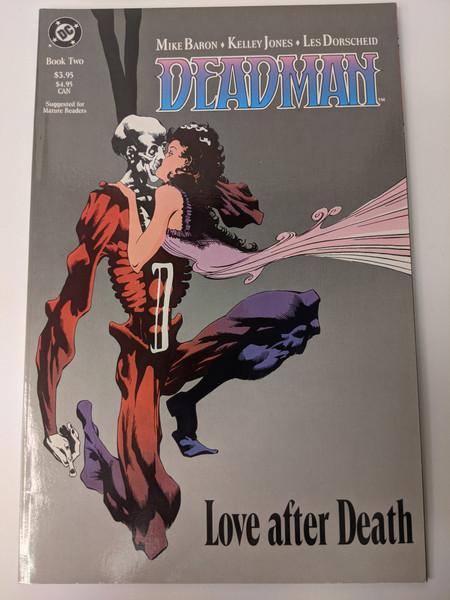 Deadman: Love After Death Book Two - 1989 - DC Paperback - VG