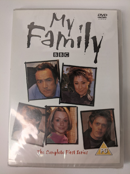 My Family: The Complete First Series - 2004 - BBC - New/Sealed