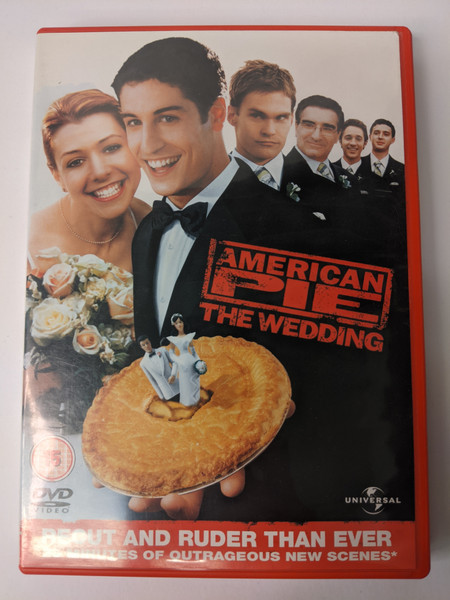 American Pie 3: The Wedding - 2003 - Universal Pictures - GD