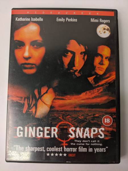 Ginger Snaps - 2002 - WHV - GD