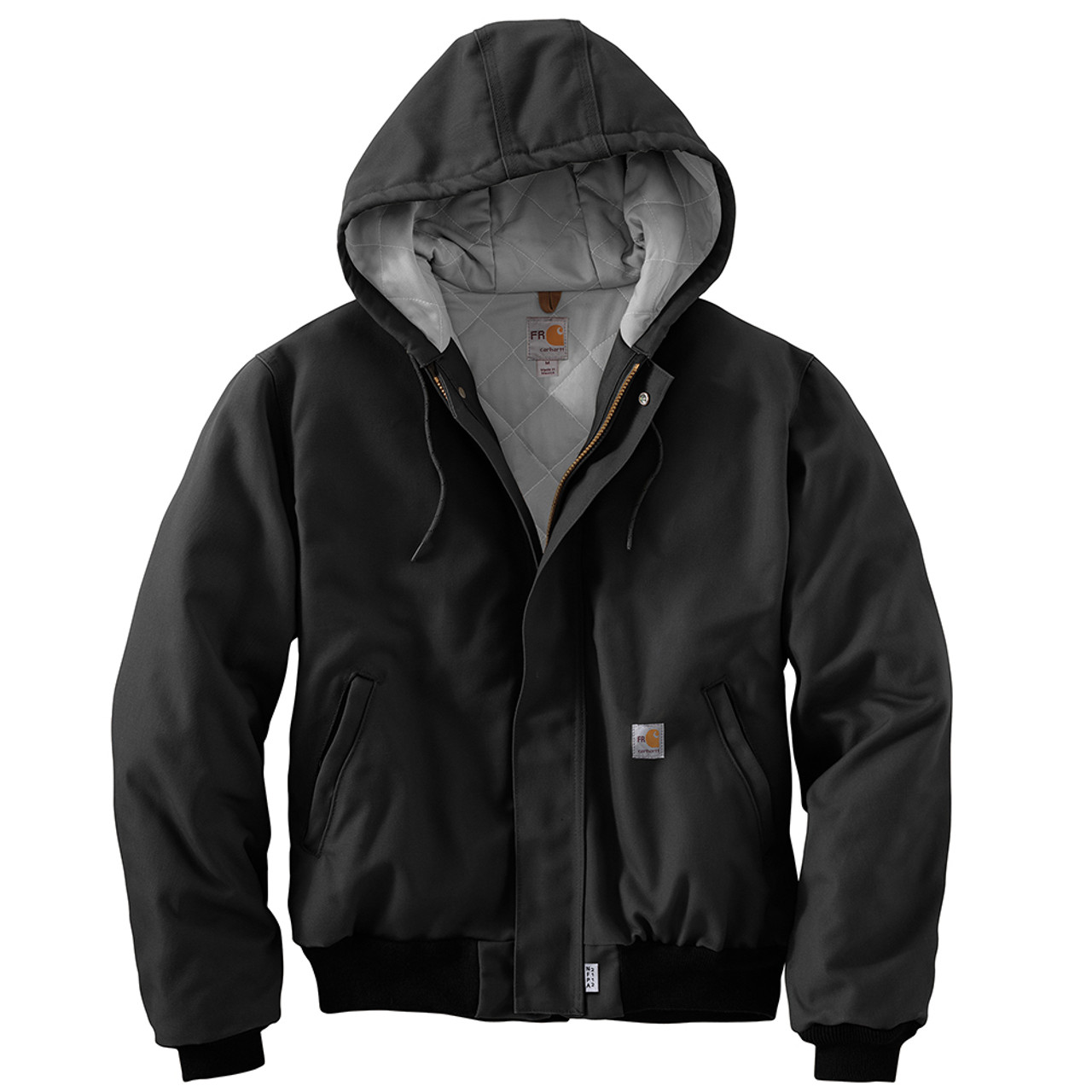 46dbe1575691 Carhartt 54 cal cm2 Men s Flame Resistant Duck Active Jacket - 101621 - 70E  Solutions