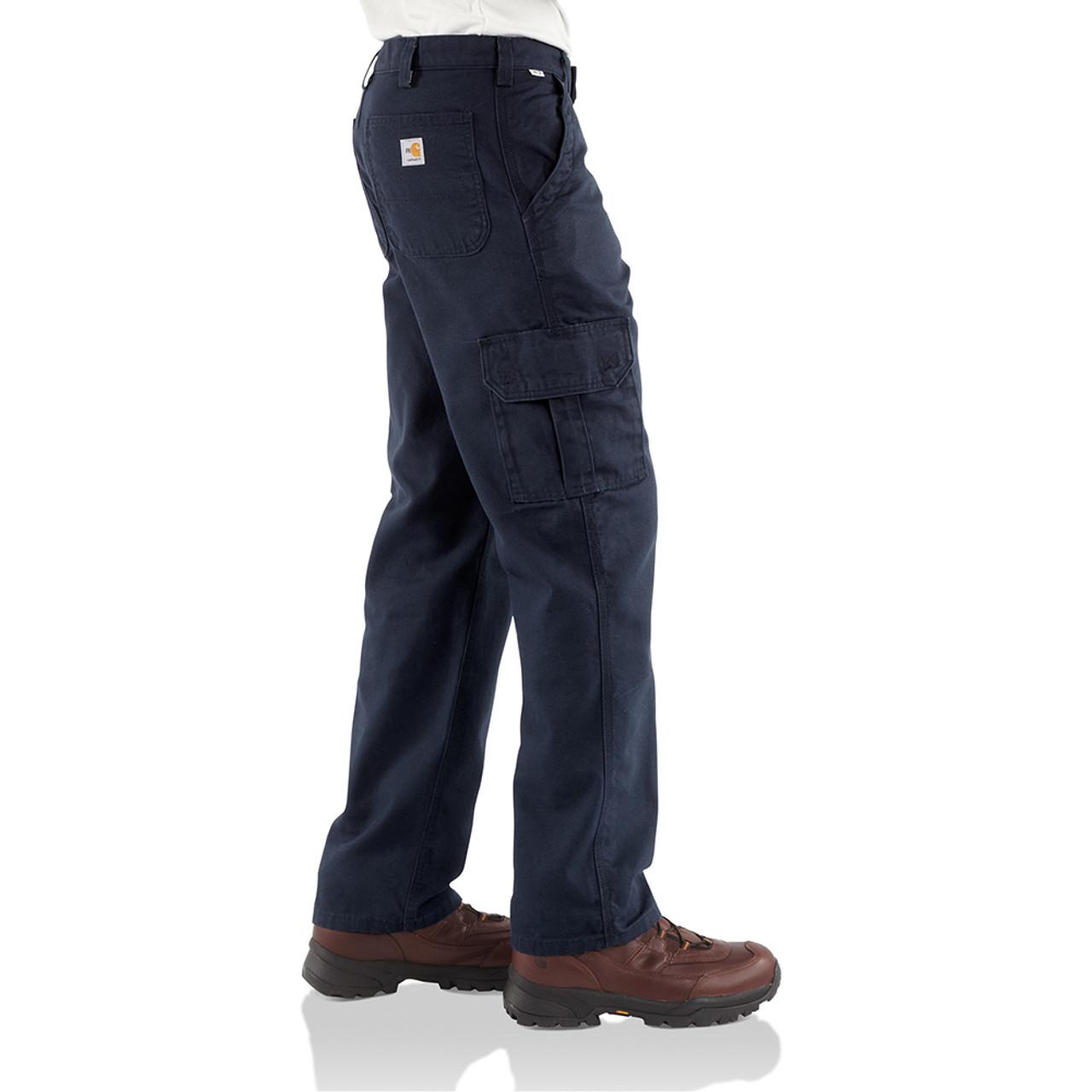 5b289dd0516c FRB240    · Carhartt 12 cal cm2 Men s Flame Resistant Canvas Cargo Pant -  FRB240 ...