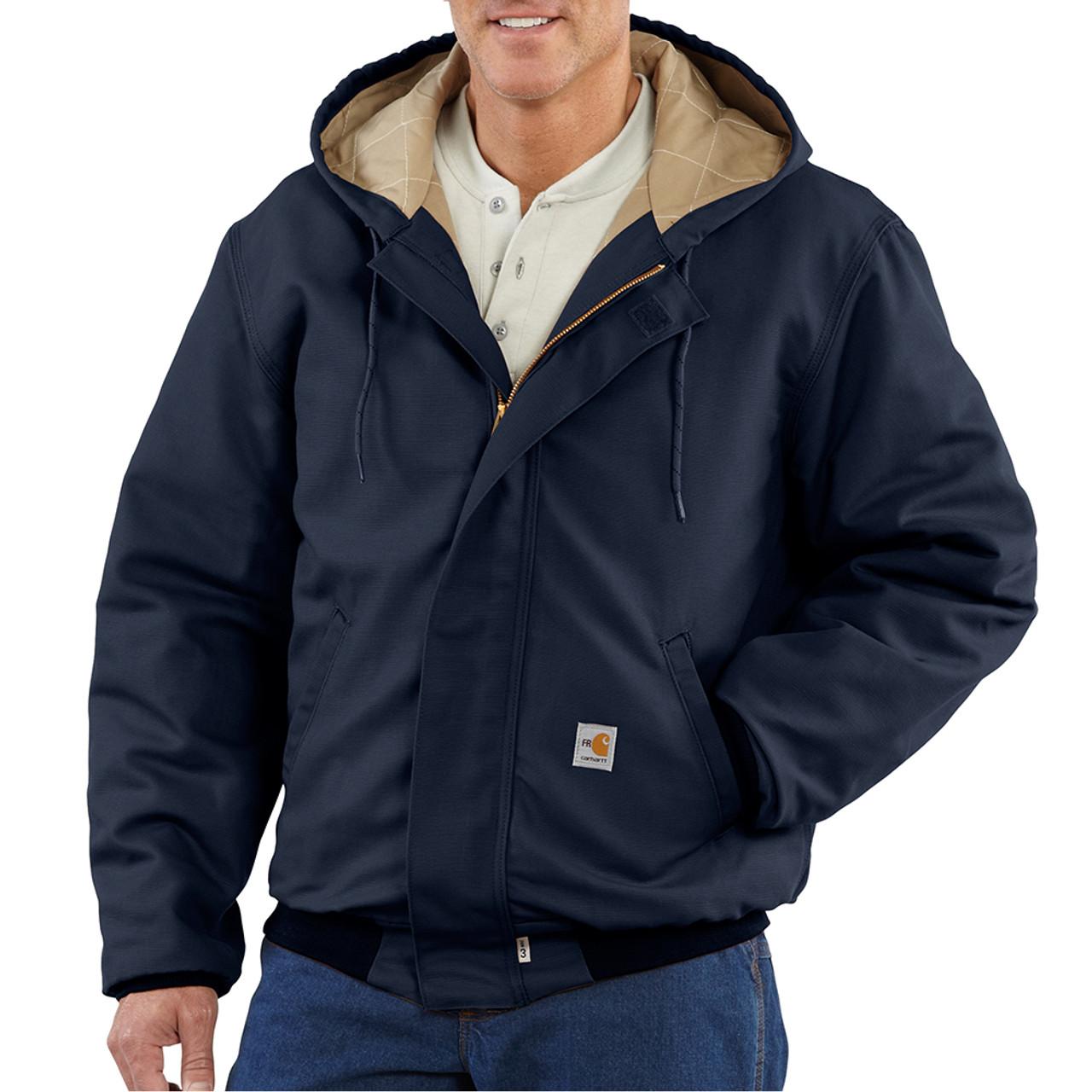 b10e8f1cad 101622 Men's Flame Resistant Canvas Active Jacket