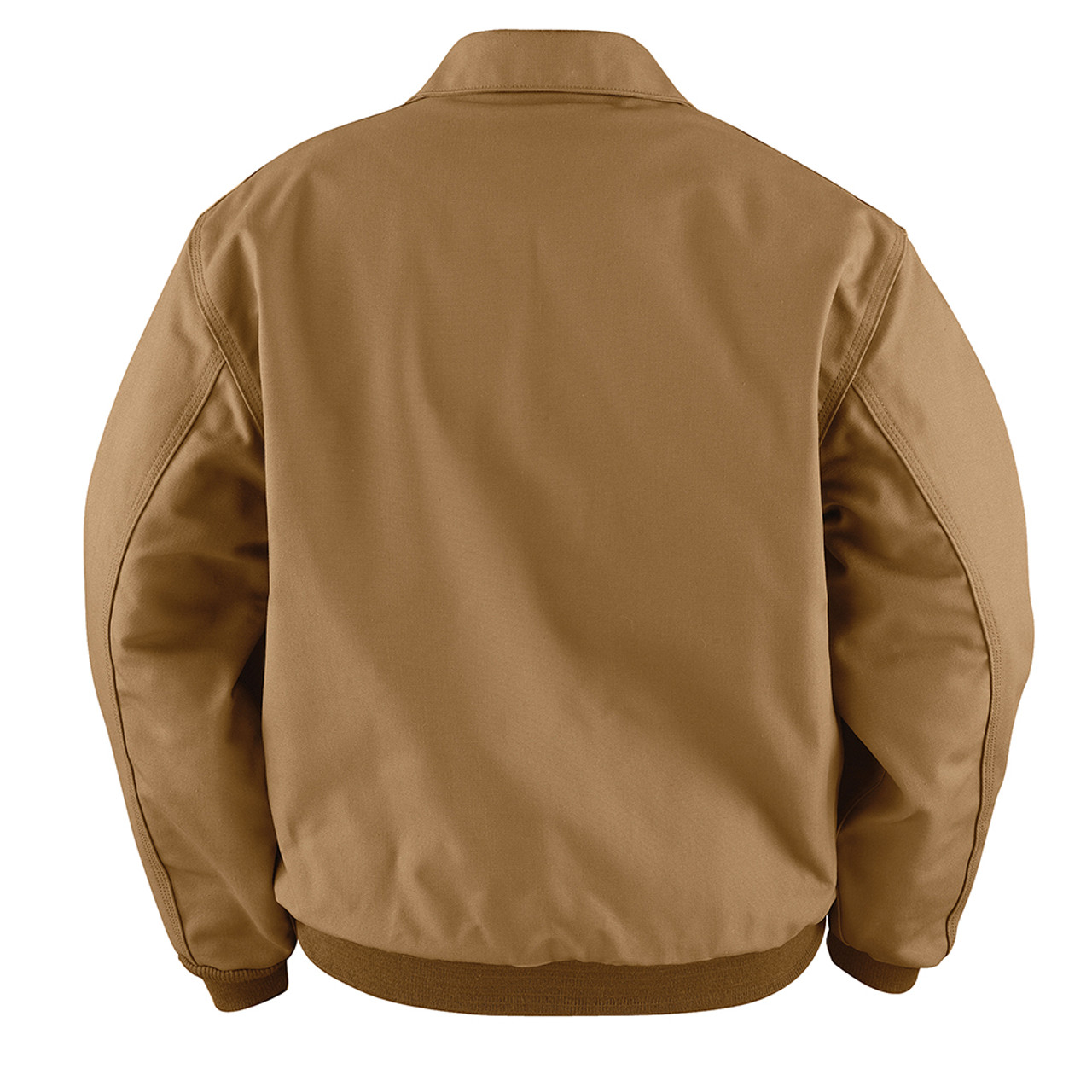 297f710a57a0 101623 Men s Flame Resistant Duck Bomber Jacket