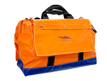 "Estex Tool Bag 24"" W/Heavy Vinyl Coated Nylon & 1 Large O/S Pocket"
