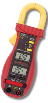 Amprobe Clamp-On Multimeter with Dual Display ## ACD-14 PLUS ##