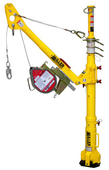 Miller Rescue/Material Handling Davit Arm ## DH-AP-3 ##