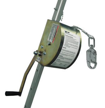 Miller ManHandler Hoist ## 8442-Z7/65FT ##