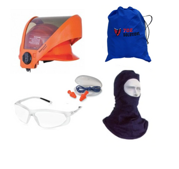 70E Solutions 10 cal/cm² AS1000HAT Face Shield Kit 2 - 70EKIT-10AS ## 70EKIT-10AS ##