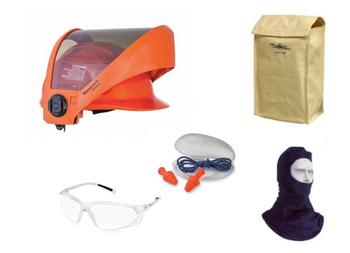 70E Solutions 10 cal/cm² AS1000HAT Face Shield Kit 1 - 70EKIT-10CB ## 70EKIT-10CB ##