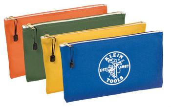 Zipper Bags-Canvas, 4-Pack ## 5140 ##