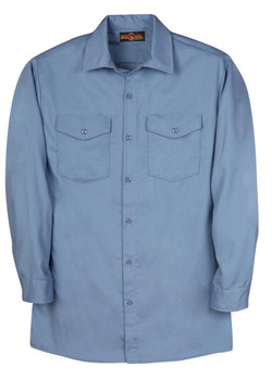 Big Bill 7 Oz. Ultra Soft Industrial Work Shirt - 8.7 cal/cm² ## TX231US7 ##