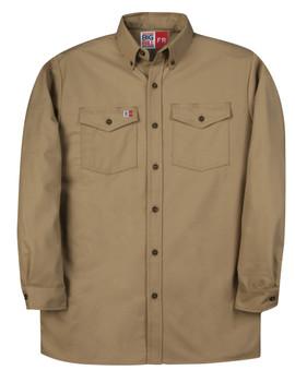 Big Bill 7 Oz. Ultra Soft Dress Uniform Shirt - 8.7 cal/cm²