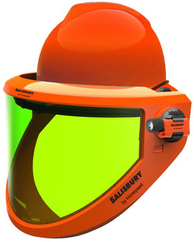 Salisbury 12 cal/cm² Full-Brim Arc Flash Protection Face Shield ## AS1200FB ##