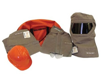 Salisbury 100 cal/cm² Flash Coat Kit ## SK100 ##