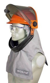 40 cal/cm² Salisbury LFH40-SPL Arc Flash Lift Front Hood