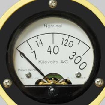 Bierer Meters VDAH300 Wide Range Transmission and Distribution Voltage Detector 300kV ## VDAH300 ##