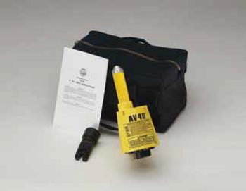 Bierer Meters AV40 Voltage Detector ## AV40 ##