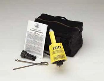 Bierer Meters VBI-15 Voltage Loss Detector Kit ## VBI-15 ##