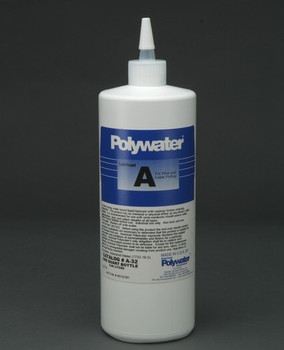 Qt Squeeze Bottle Polywater Lubricant A ## A-32 ##