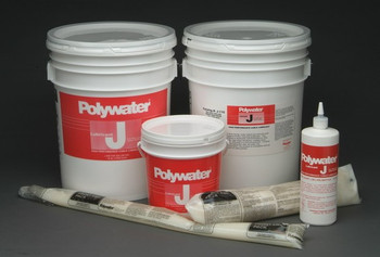 1/2-Gal Bag Polywater Lube WJ in Pail ## WJ-110 ##