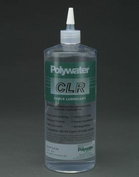 Qt Sqz Bottle Polywater Lubricant CLR ## CLR-35 ##
