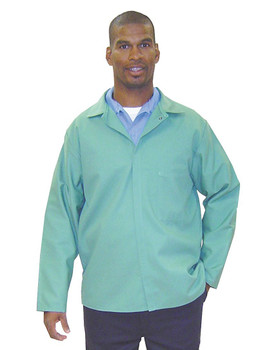 Steel Grip WCP9450-30 Visual Green Westex Indura Jacket Workwear - 12.9 cal/cm² ## WCP9450-30 ##