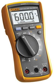 Fluke-117 Electricans TRMS Multimeter ## FLUKE-117 ##