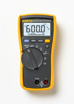 Fluke-114 TRMS Multimeter ## FLUKE-114 ##